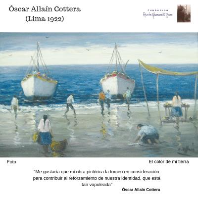 Óscar Allaín Cottera
