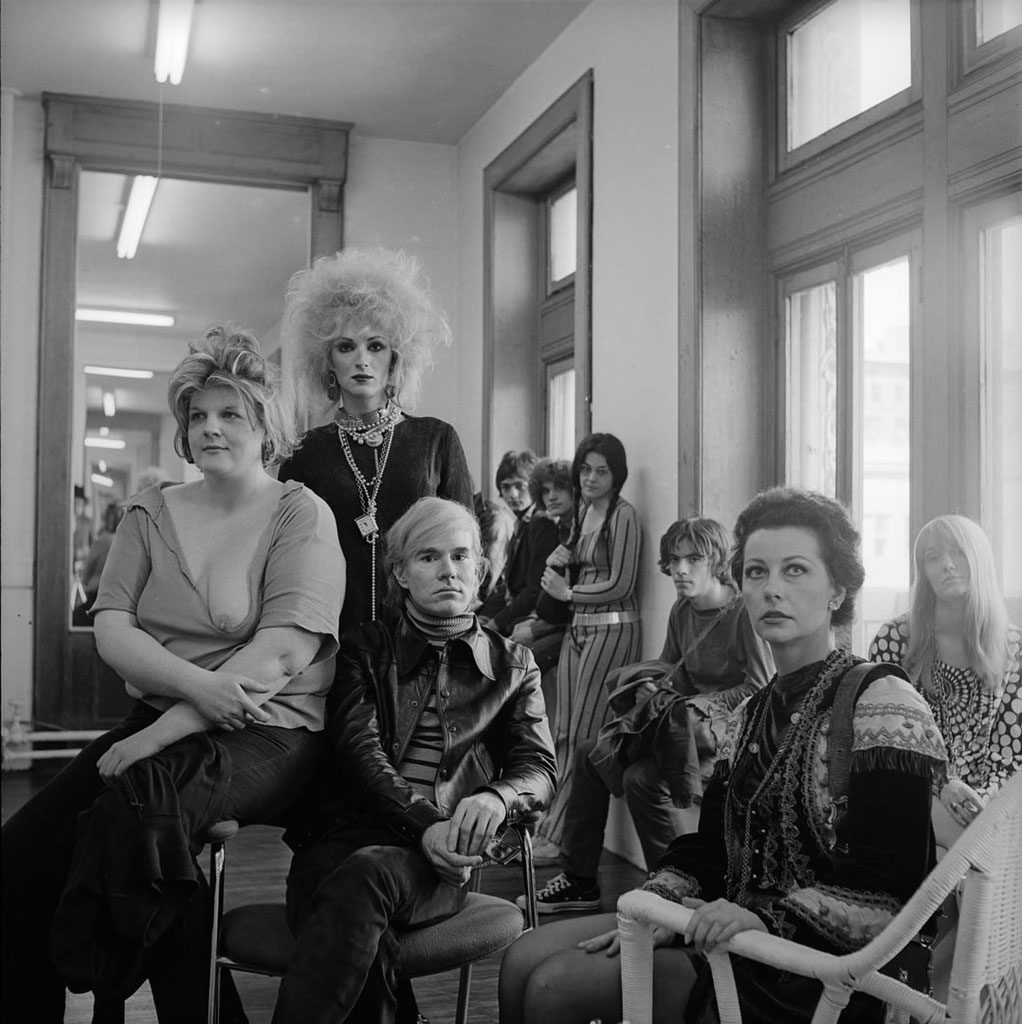 The Factory Andy Warhol. Tomado de internet