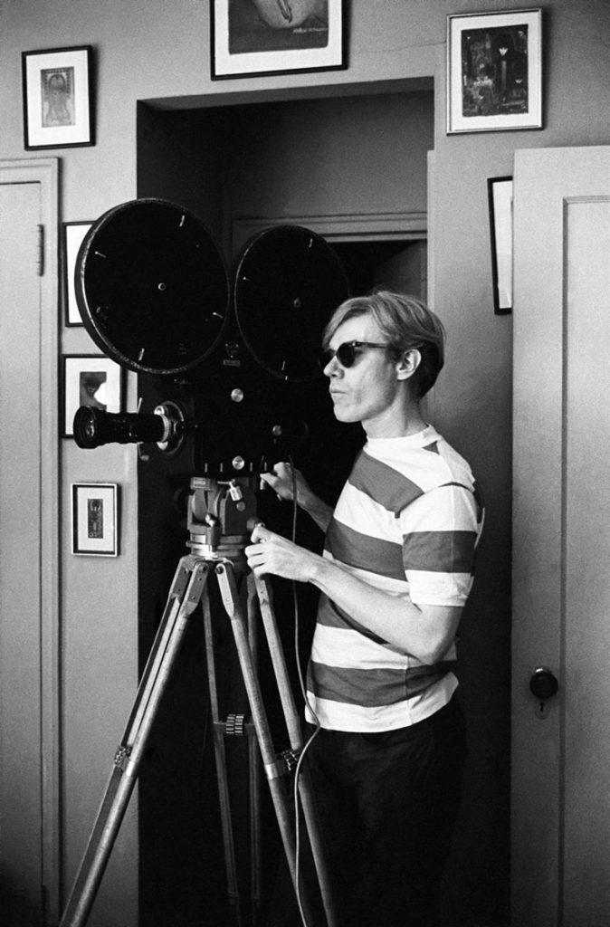 Andy Warhol. Tomado de internet