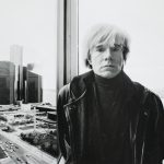 Andy Warhol,ícono del Pop Art. Tomado de internet