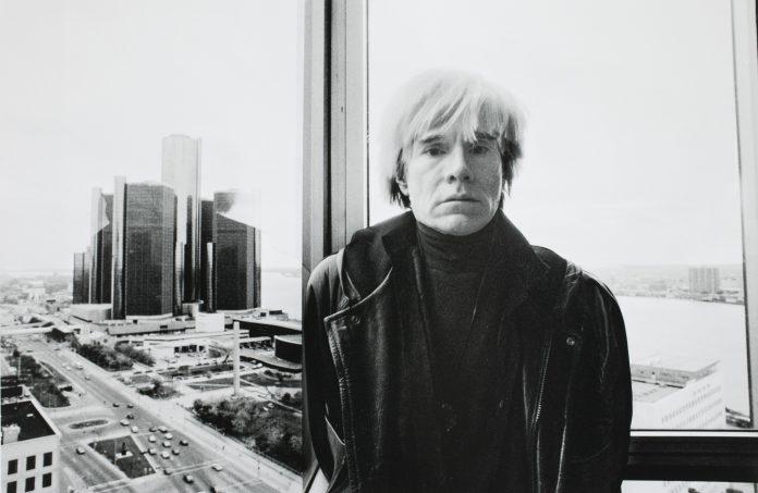 Andy Warhol,ícono del Pop Art. Tomado de internet