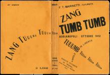 Zang Tumb Tumb Filippo Tommaso Marinetti, 1914