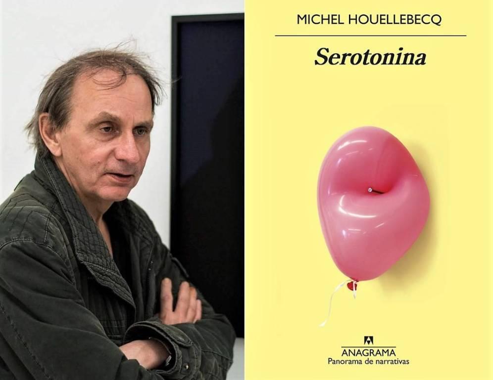 SEROTONINA | MICHEL HOUELLEBECQ
