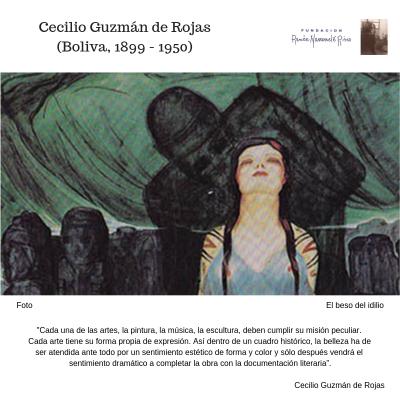 Cecilio Guzmán de Rojas