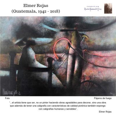Elmer Rojas
