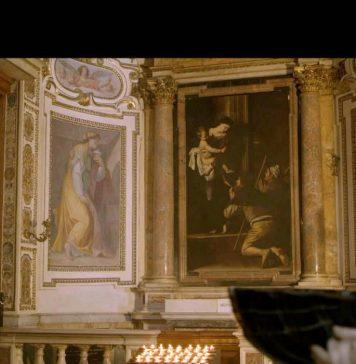 Caravaggio en cuerpo y alma