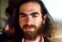 Grigori Perelman, célebre por sus aportes a la Geometría riemanniana y topología.
