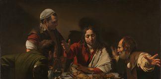 Michelangelo Merisi da Caravaggio, 1571 - 1610 The Supper at Emmaus 1601
