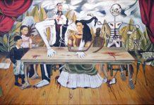'La mesa herida' de Frida Kahlo. CC