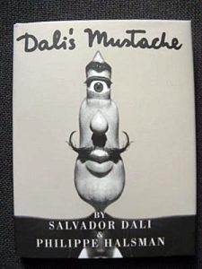 Un ejemplar de 'Dali's Moustache', a la venta en Amazon.