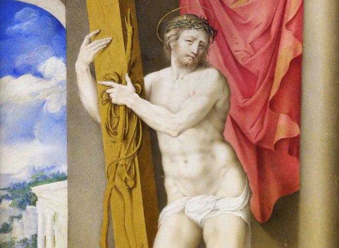 'Cristo Resucitado', miniatura de Giulio Clovio, de 1550. American Friends of the Prado Museum