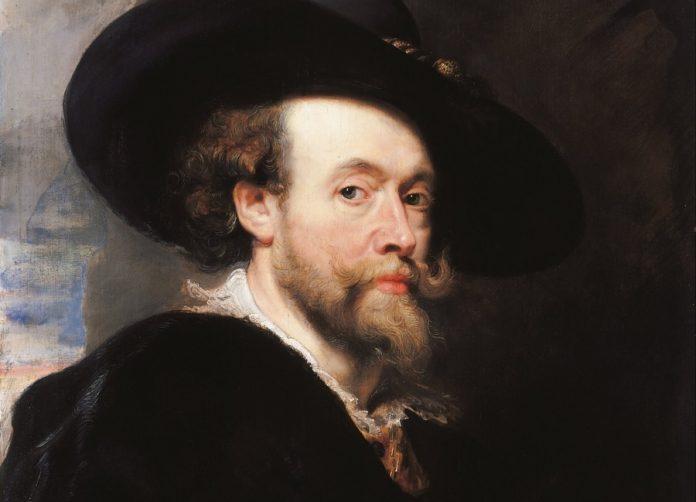 Detalle de su Autorretrato de 1623