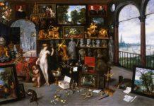 Gabinete de curiosidades (Finales del Renacimiento)